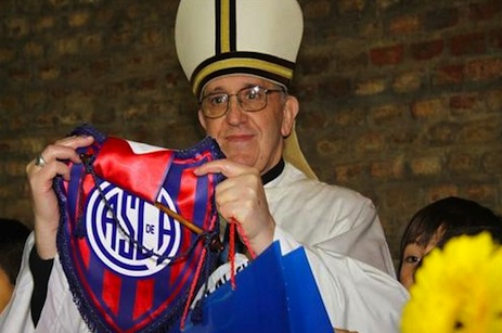 Soccer fan and tango aficionado; pope's pastimes revealed