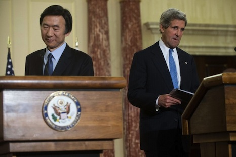 Leaders ask Kerry to go to N. Korea