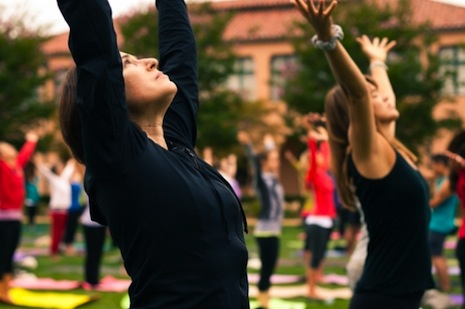 Some Catholics believe that yoga is a religion