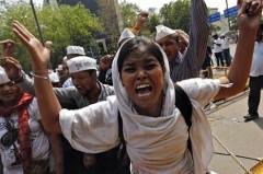 Fury again in Delhi over rape of five-year-old