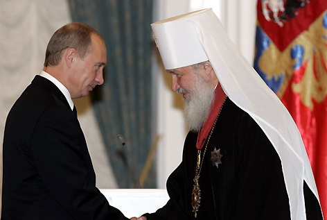 Russian Orthodox leader to make landmark China visit