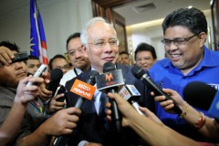 Malaysian PM accused of stoking racial tension