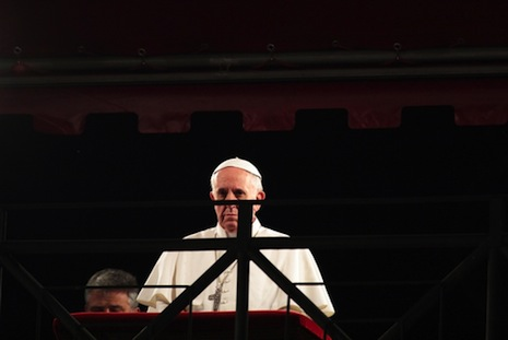 Church has no room for power struggles, says pope