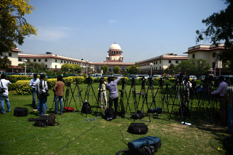 Top Indian court in landmark rape ruling