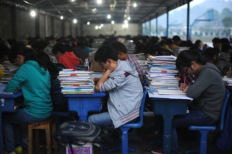 China bans brassieres in exam clampdown