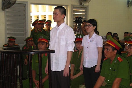 In Vietnam, free expression comes at a price