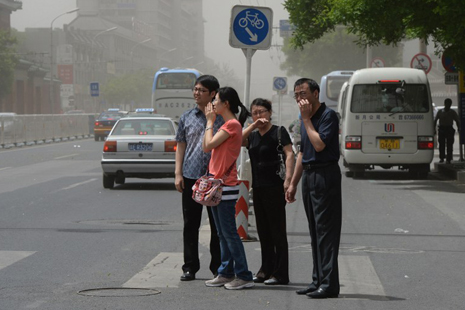 China promises death penalty for polluters