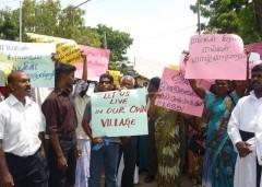 Tamils up in arms over Jaffna land seizures