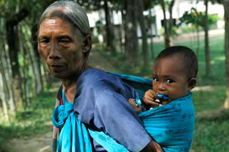 <p class=&quot;MsoNormal&quot; style=&quot;margin-bottom: .0001pt; mso-layout-grid-align: none; text-autospace: none;&quot;>A tribal woman from the Chittagong Hill Tracts (photo by Chandan Robert Rebeiro)</p>