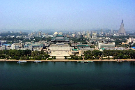 <p>Pyongyang (Picture: Wikimedia Commons)</p>