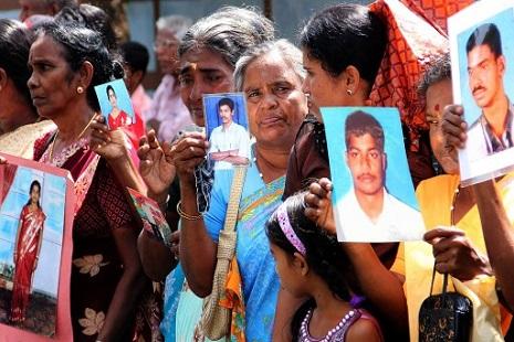 UN's chief rights commissioner visits Sri Lanka Tamils