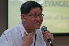 Tagle urges caution as Philippine business booms