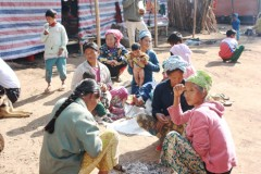 UN aid reaches Kachin rebel HQ