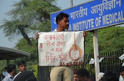 Four found guilty of Delhi student gang rape