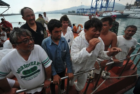 Indonesia to reject Australia's 'boat people' plan