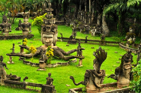 <p>Animist and Buddhist icons in a park in Vientiane, Laos (picture: <a href=&quot;http://www.shutterstock.com/dl2_lim.mhtml?src=csl_recent_image-3&amp;id=37429168&amp;size=small_jpg&amp;submit_jpg=&quot;>Shutterstock</a>)</p>