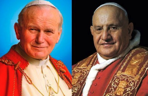 John Paul II and John XXIII to be canonized next year
