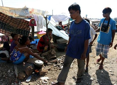 Bishops appeal for Zamboanga aid