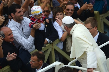 Pope Francis gives another forthright interview