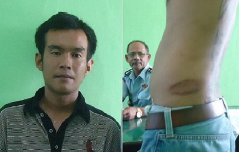 Indonesian family threatened over torture claims