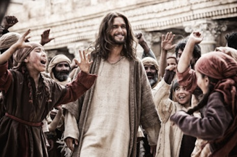 <p>A still from the forthcoming film Son of God (picture courtesy Lightworkers Media)</p>