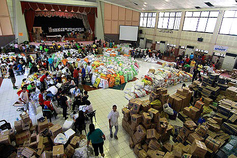Red Cross starts emergency earthquake appeal