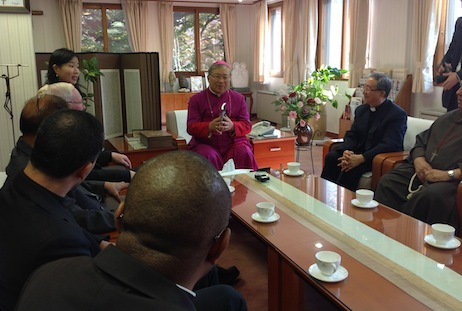Catholic delegation gathers in Seoul