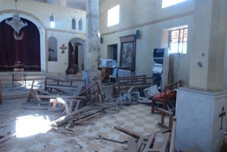 Biggest massacre of Christians since Syrian conflict began