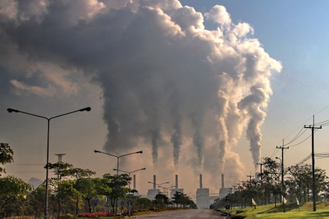 World's carbon dioxide levels reach record high