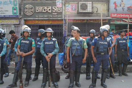 Two dead in new Bangladesh political clashes
