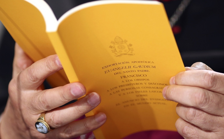 Pope Francis releases his first Apostolic Exhortation: Evangelii Gaudium