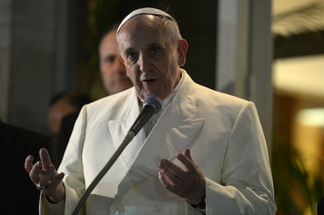 Pope to be nominated for Nobel Peace Prize