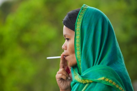 Unsafe sex, smoking and alcohol all rising in poor countries