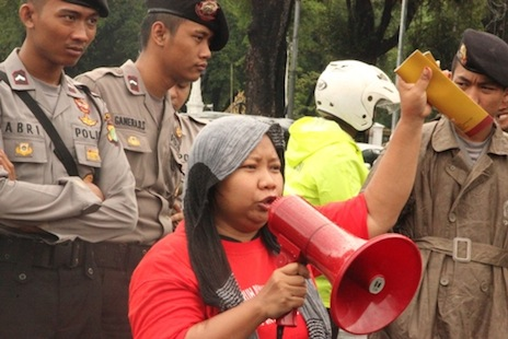 President lambasted for ignoring Indonesia's migrant workers