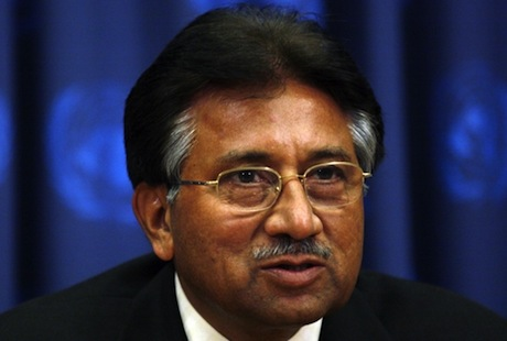 Is it checkmate for Musharraf?
