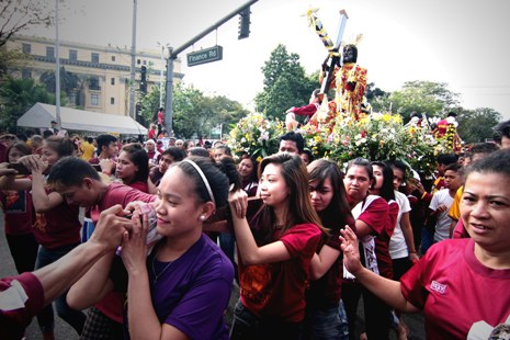 Black Nazarene feast goes international