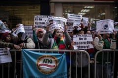 Torture of Indonesian maid sparks Hong Kong protest