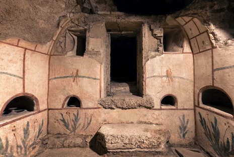 Ancient necropolis beneath Vatican set to open