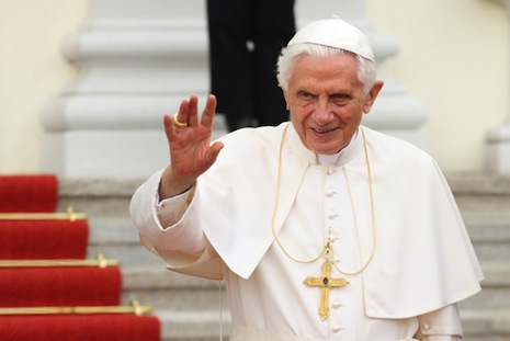 One year on, a look back at Pope Benedict's resignation