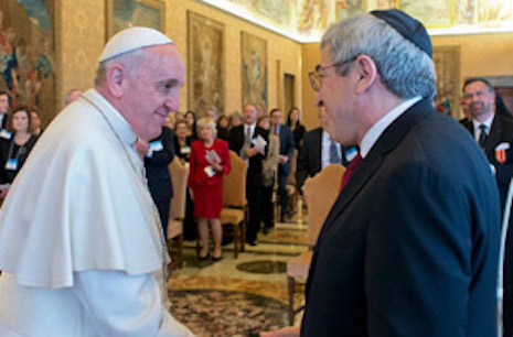 Pope seeks prayers ahead of visit to Israel