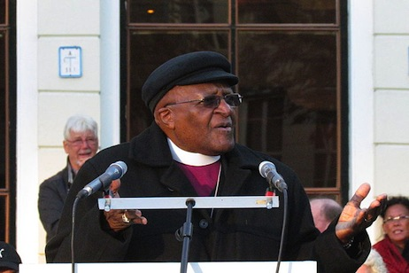<p>Archbishop Tutu (picture: Wikimedia Commons)</p>