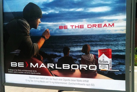 Tobacco firm lambasted for ads aimed squarely at youth