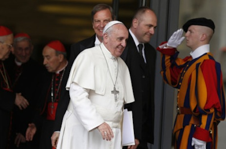 Employees divided on what it's like to work for the pope