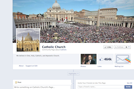 "What does ""Facebook Zero"" mean for Catholic communicators?"