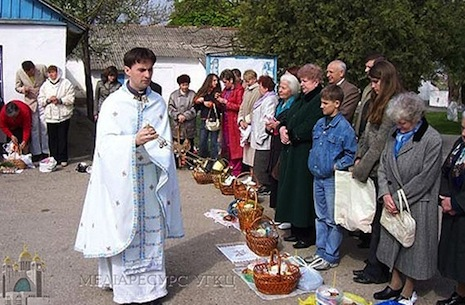 Russia targeting priests in Crimea, say religious leaders
