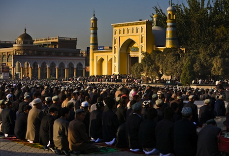 <p>The majority of China's Uighur population are Muslim. File picture:&nbsp;<a href=&quot;http://www.shutterstock.com/gallery-210751p1.html?cr=00&amp;pl=edit-00&quot;>Pete Niesen</a>/<a href=&quot;http://www.shutterstock.com/?cr=00&amp;pl=edit-00&quot;>Shutterstock.com</a></p>