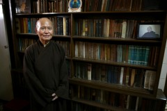 The Vietnamese Buddhist leader whose temple is his prison