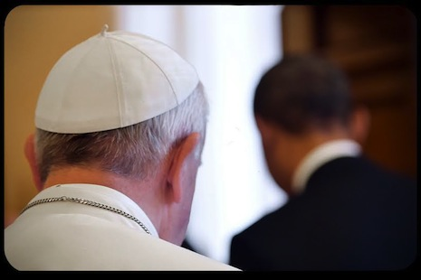 US analysts play down papal meeting with Obama