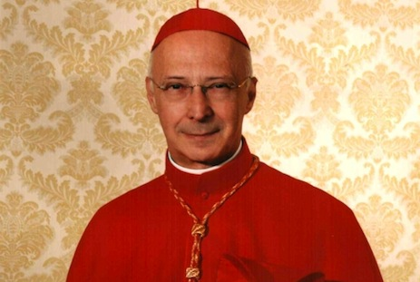 <p>Cardinal&nbsp;Angelo Bagnasco, president of the Italian Episcopal Conference (picture: Wikimedia Commons)&nbsp;</p>