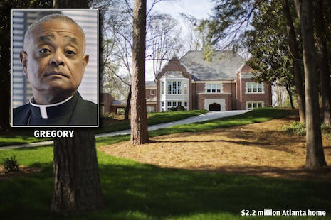 US archbishop to move out of his luxury mansion